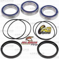 All Balls Rear Axle Wheel Bearings & Seals Kit For Honda TRX 450R 2009 Quad