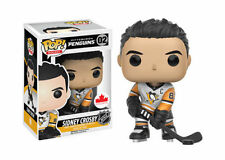 ( SIDNEY CROSBY ) - Funko POP! - NHL #02 - Canada Exclusive Pittsburg Penguins