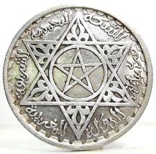 MOROCCO-Marocco (Mohammed V) 100 Francs-AH 1372