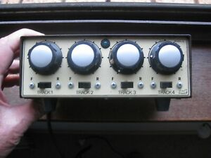 Gaugemaster Four Controller Transformer. 3 Amps.