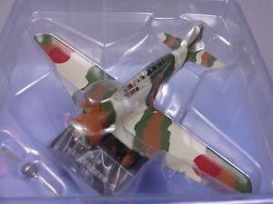 Mitsubishi 97 Reconnaissance 1/87 Scale War Aircraft Japan Diecast Display vol57