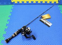 fenwick Ice NightHawk w/Pflueger Reel Ice Fishing Combo FNHICE28MHCBO 1365832