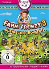 FARM FRENZY 3 RUSSISCHES ROULETTE * DEUTSCH *Top Zustand