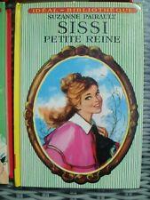 Idéal-Bibliothèque - Suzanne Pairault - Sissi petite reine - Hachette 1977