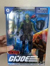 Beachhead Gi Joe Classified Cobra Island Excl Blue Eyed Variant