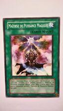 Cartes Yu Gi Oh Maîtrise De Puissance Magique SDSC-FR020