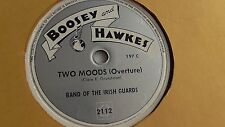 Band Of The Irish Guards - 78rpm single 10-inch - Boosey and Hawkes #2112