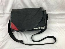 Vintage Genuine Nikon F-301 Camera Carry Case Travel Bag with Strap