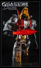 Transformers TOY Gigapower GP HQ-02R alloy plating slag MP Iron Dinobots instock
