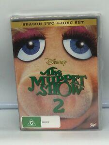 The Muppet Show : Season 2 DVD Brand New Sealed Region 4