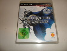 PlayStation 3 PS 3   White Knight Chronicles