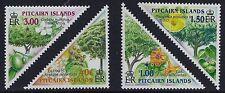 2002 PITCAIRN ISLAND TREES SET OF 4 FINE MINT MNH/MUH