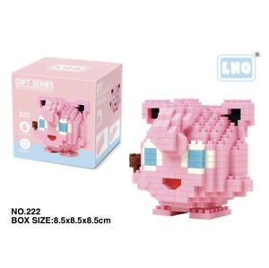 Nintendo Pokemon Jigglypuff 319pcs Nano Blocks