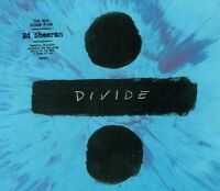 Ed Sheeran - Divide [New CD] Deluxe Edition Free Shipping