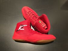 Boxing Speed-Flex Encore Mid-Length Boxing Shoes - Red