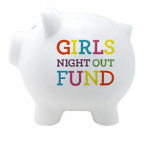 Girls Night Out Fund Piggy Bank - FREE SHIPPING