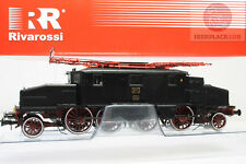 H0 1:87 Rivarossi HR2244 digital con decoder FS Ita Locomotora / unused like NEW