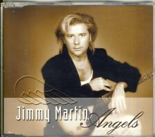 JIMMY MARTIN - angels   3 trk  MAXI CD 2002