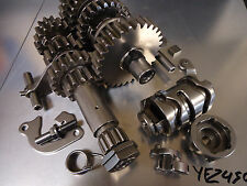 YFZ450 YamahaTransmission Gears Forks Shift Mech MX TT XC Race YFZ ISF Treated