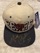 Walter Payton signed hat W/COA