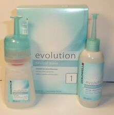 Goldwell Evolution Perm No.1 for fine und normal Natural hair Set