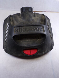 Shop Vac Motor Cover with On/Off Rocker Switch Push Button As Shown Ships Fast