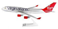 Virgin Atlantic Boeing 747-400 1:250 nouveau b747 modèle d'avion sm747-15wb premier