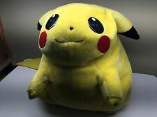Giant Big Large Pokemon Pikachu Plush Doll NINTENDO OFFICIAL LICENSED 90s