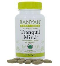 Suplemento Dietario Ayurvédico Calmante Sistema Nervioso Banyan Botanicals