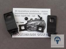 1x Scheinwerfer Reparatursatz Reparatur Kit Clips VW Golf 4 links