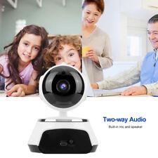 Video 720P Full HD Wireless Dual Wifi IP Camera Webcam Baby Monitor CAM Pan Tilt