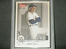 Sparky Anderson 2002 Greats of the Game Autograph Detroit Tigers George Insert
