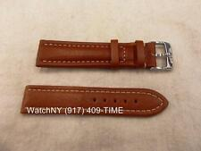 Breitling OEM 100% Authentic Original Strap For a UTC Attachment Brown 20 & 18mm