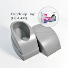 DL-C439 Nail Dipping Powder French Tray Manicure Mould Nail Dip Container