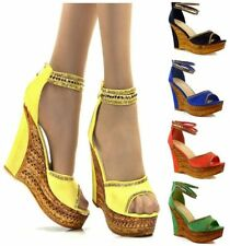 Unbranded Wedge Sandals Heels for Women