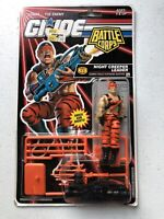 GI Joe Battle Corps 1993 Night Creeper Leader #14 Hasbro Action Figure MOC