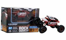 New Off Road 4WD Remote Control 1/18 2.4G Rock Crawler Monster RC RTR Car Toy UK