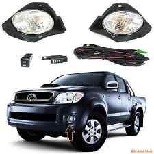 Front bumper Fog Light lamp kit for Toyota Hilux MK6 2009-11 Vigo cham spot Lamp