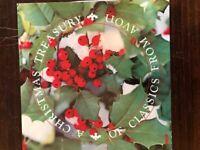 VARIOUS A Christmas Treasury LP RCA VINYL