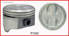Enginetech P1505(8)STD Engine Piston Set