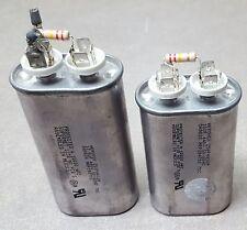 10 & 12.5Uf 440VAC Capacitors AEROVOX, Z50P4410M & z50p4412n(Lot of 2)