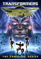 Beast Machines: Transformers: The Complete Series (4 Disc) DVD NEW