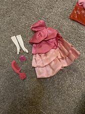 1983 Barbie Sweet Roses dress
