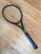 "Rare 1st Version Dunlop MAX 200G Round Hole ""Patent applied for"" Tennis Racquet"