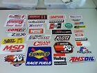 Performance, Components,Racing Equipment,Sponsors,  Vinyl Decal Stickers 102