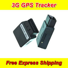 OBD II 3G GPS Tracker Real Time Portable Online GPRS Car Vehicle Tracking System