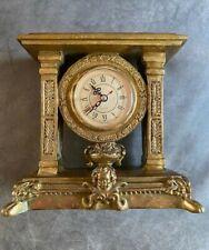 Decorative Table Clock - Battery - Beautiful!