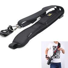 Quick Rapid Shoulder Sling Belt Neck Strap For Camera SLR/DSLR Nikon Canon KJ