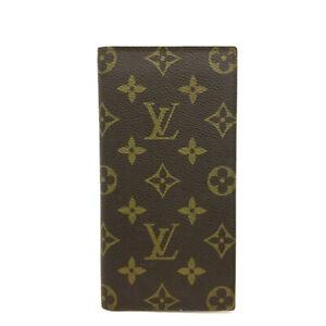 Louis Vuitton Monogram Agenda De Posh Notebook Cover /90562