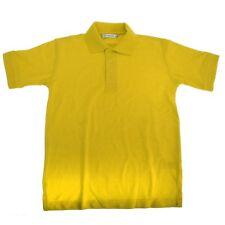 Jungen-Poloshirts aus Baumwollmischung ohne Muster